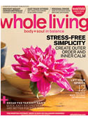 Whole Living October 2010